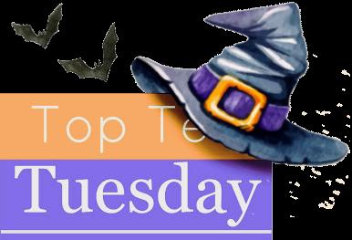 top-ten-tuesday-halloween-edition