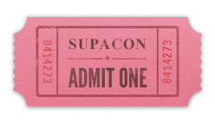 supacon ticket