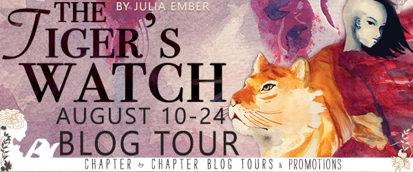 the tigers watch blog tour pic