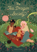 tea dragons