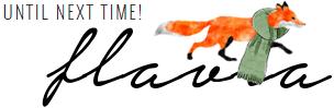 winter flavia signature